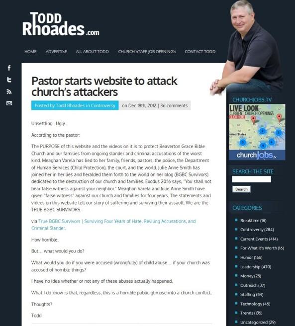 Todd Rhoades Dec 18 2012