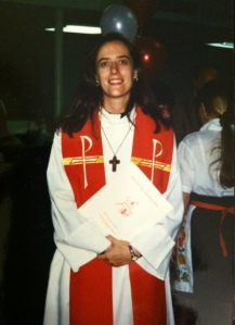 My ordination