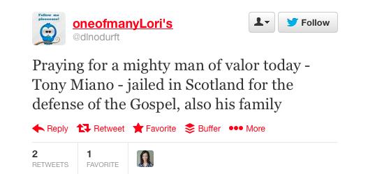Tony Miano, street evangelism, arrest, Scotland, persecution Screen Shot 2014-01-13 at 1.18.28 PM