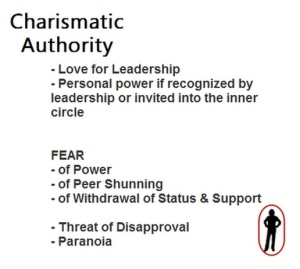 Charismatic Authority