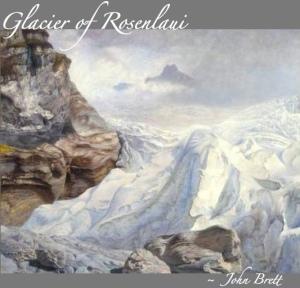 Lourdes Glacier