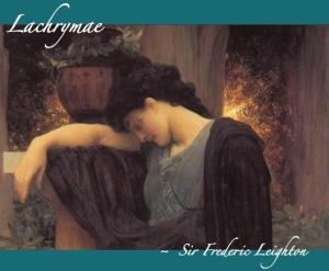 Lourdes Lachrymae