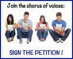 Petition Chorus of voices