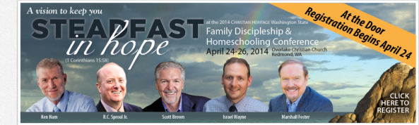Kelly Crawford, Scott Brown, Israel Wayne, Ken Ham