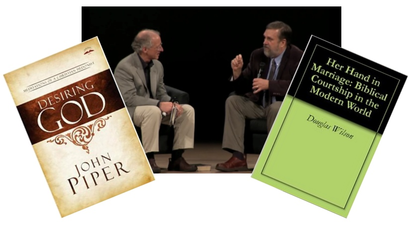 Does John Piper teach Biblical Patriarchy's courtship model?
