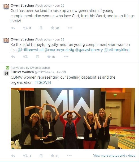 CBMW Owen Strachan  ostrachan  on Twitter