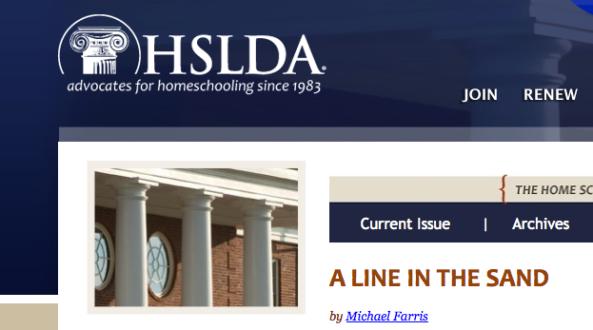 Michael Farris, HSLDA, Doug Phillips, Bill Gothard Screen Shot 2014-08-30 at 8.30.03 AM
