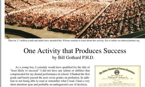 Total Success Power Teams Bill gothard
