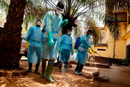 Ebola and Christians Responses