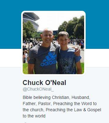 Pastor Chuck O'Neal