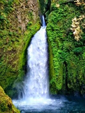 Walclella falls