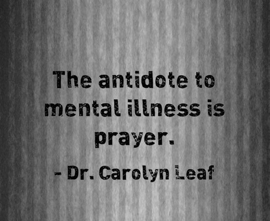 When Grace & Reality Collide: Dealing with Mental Illness ...