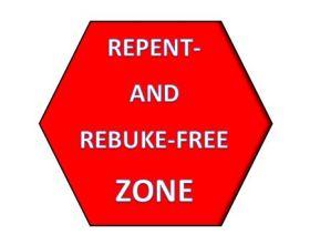repent free zone