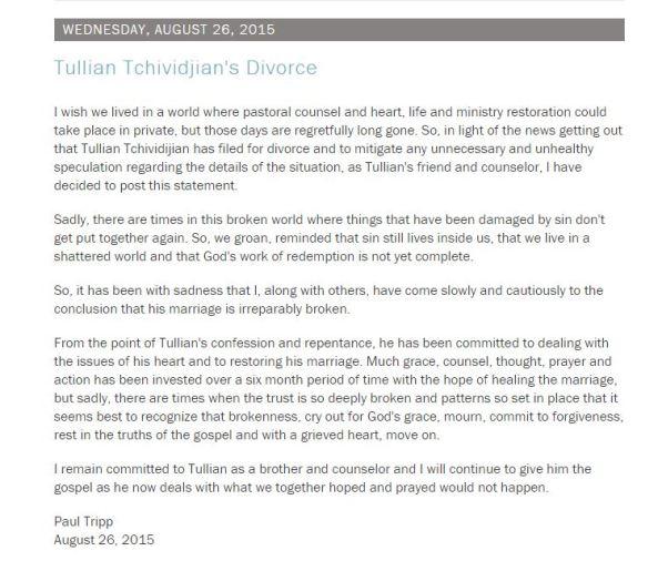 PT TT statement