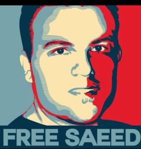 #freesaeed Naghmeh Abedini, domestic violence