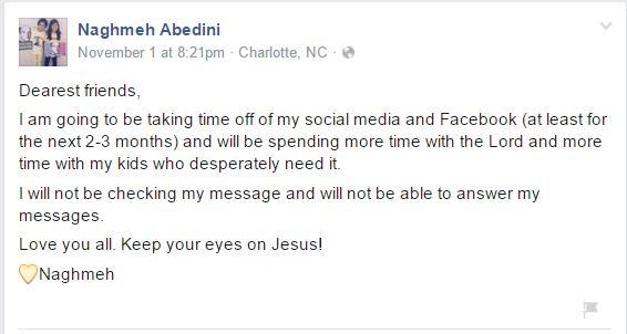 naghmeh abedini domestic violence #freesaeed