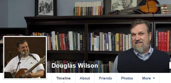 Doug Wilson, boobs, submission, rape,