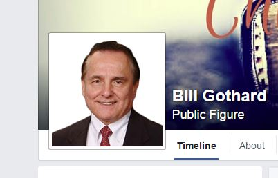 Happened to gothard what bill Bill Gothard: