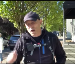 Chuck O'Neal, pastor, Beaverton Grace Bible Church, street evangelist, spiritual abuse, bully