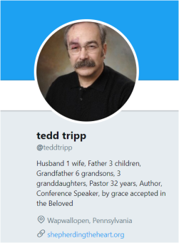 tedd tripp, failure to report, mandatory reporter, spanking, Tom Chantry