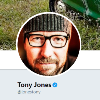 tony jones, emergent church, christian industrial complex,