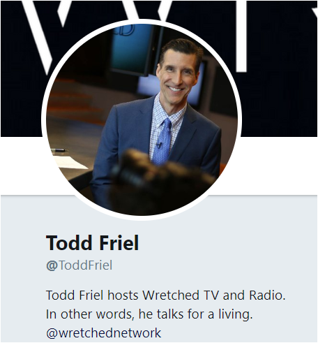 Todd Friel Wretched Oppression